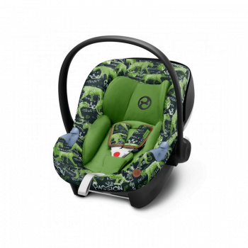 Cybex Aton M i-Size Group 0+ Car Seat - Respect