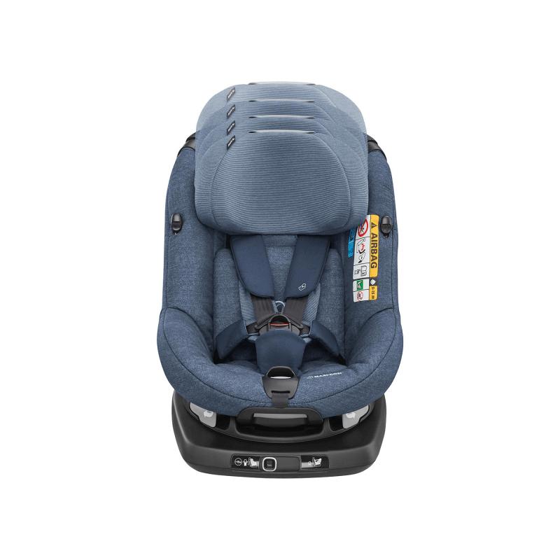 Maxi-Cosi AxissFix Plus i-Size Group 0+/1 Car Seat - Nomad Blue 8