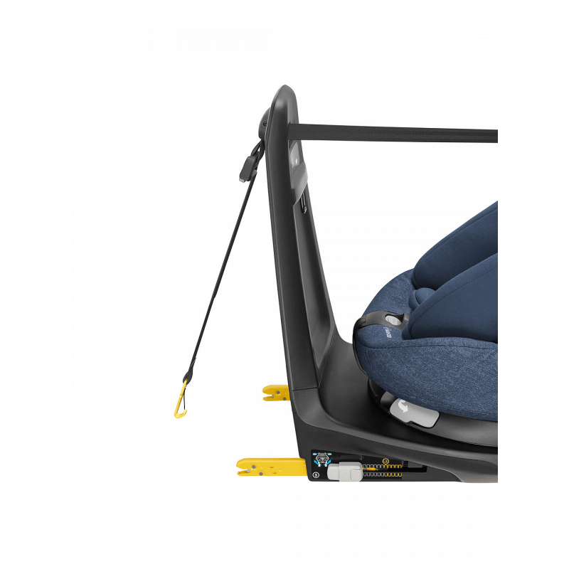 Maxi-Cosi AxissFix Plus i-Size Group 0+/1 Car Seat - Nomad Blue 5