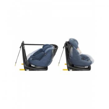 Maxi-Cosi AxissFix Plus i-Size Group 0+/1 Car Seat - Nomad Blue 4