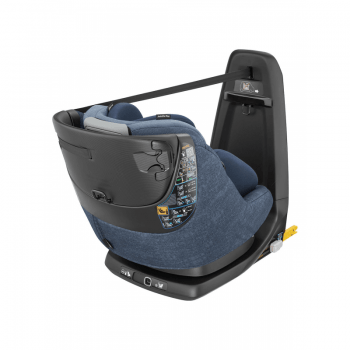 Maxi-Cosi AxissFix Plus i-Size Group 0+/1 Car Seat - Nomad Blue 2
