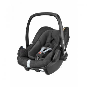 Maxi-Cosi Pebble Plus i-Size Group 0+ Car Seat - Nomad Black 5