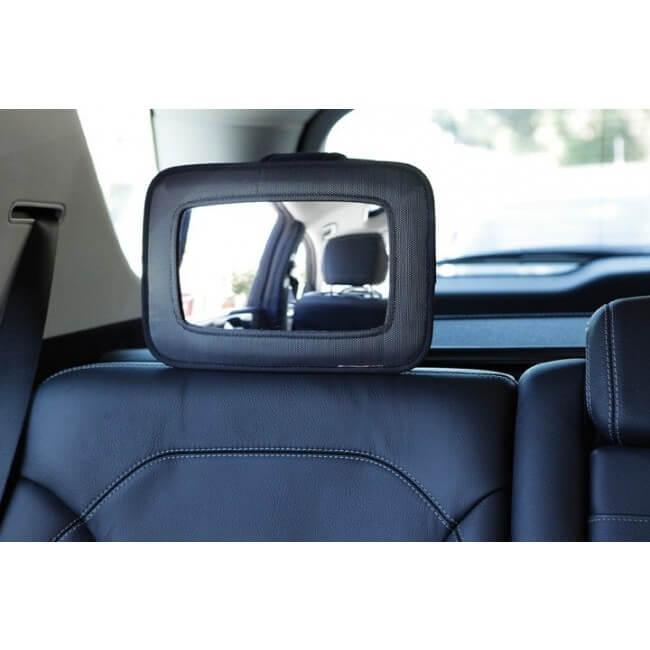 Dreambaby Large Rectangular Adjustable Backseat Mirror 2