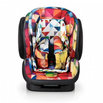 Cosatto Hug ISOFIX Group 1/2/3 Car Seat - Spectroluxe