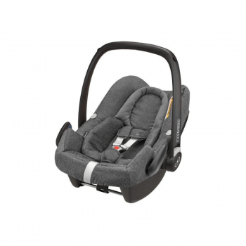 Maxi-Cosi Rock i-Size Group 0+ Car Seat - Sparkling Grey 4
