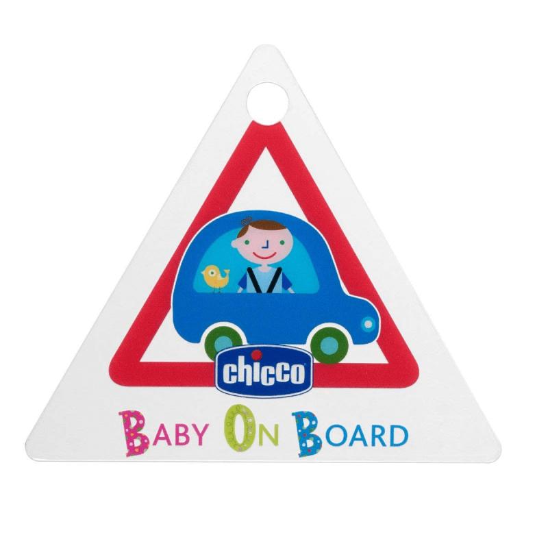 Chicco Car Essentials Accessories Kit 8