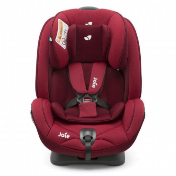 Joie Stages Group 0 /1/2 Car Seat - Cherry