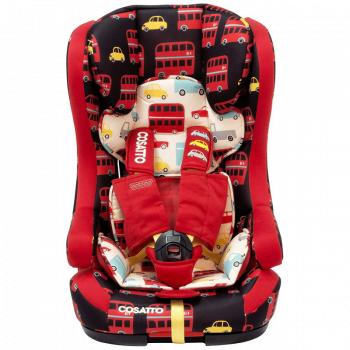 Cosatto Hubbub Isofix Group 1/2/3 Car Seat - Hustle Bustle
