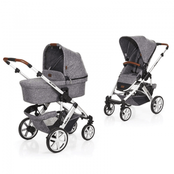 ABC Design Salsa 2 in 1 Pushchair and Carrycot - Race