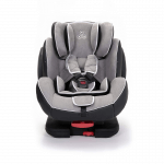 Ickle Bubba Solar ISOFIX Group 1/2/3 Car Seat - Light Grey