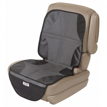 Summer Infant DuoMat 2 in 1 Car Seat Protector - Black