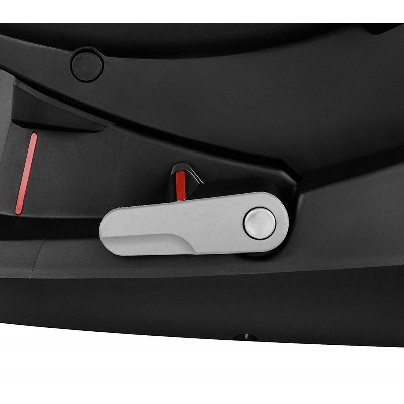 Maxi-Cosi Tobi Group 1 Car Seat - Nomad Black 4