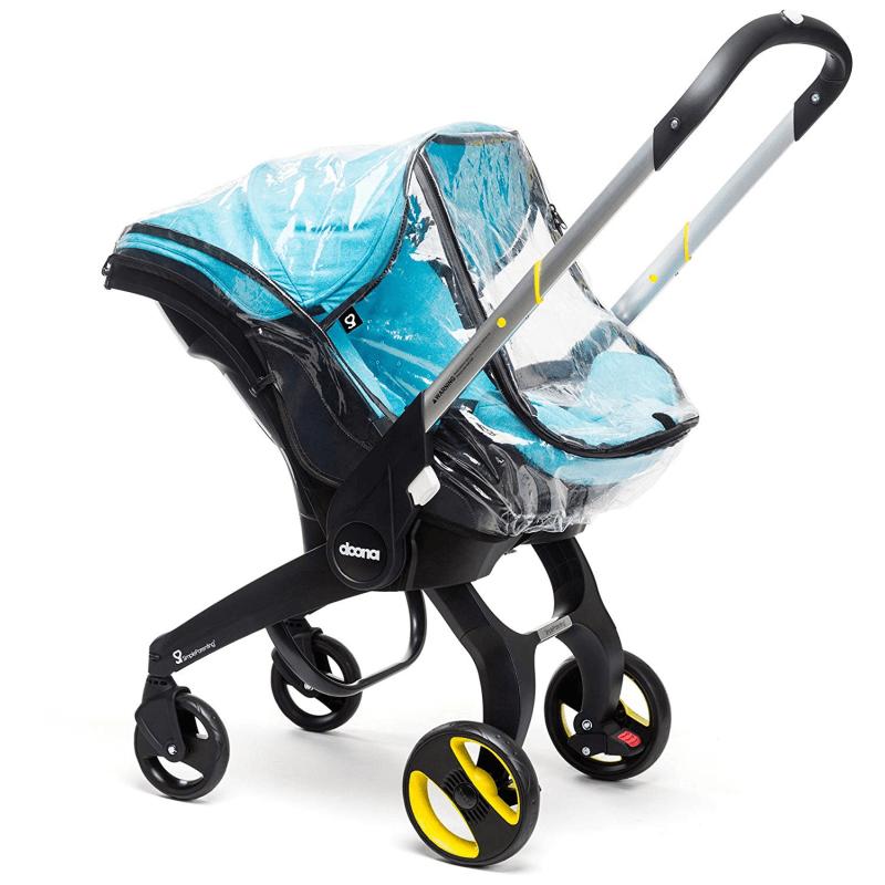 Doona Car Seat Stroller Group 0 Grey Olivers Babycare