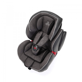 Ickle Bubba Solar ISOFIX Group 1/2/3 Car Seat - Dark Grey 3
