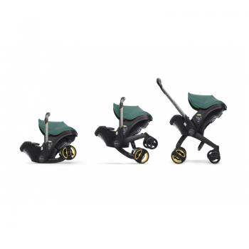 Doona Car Seat Stroller Group 0+ - Racing Green 10