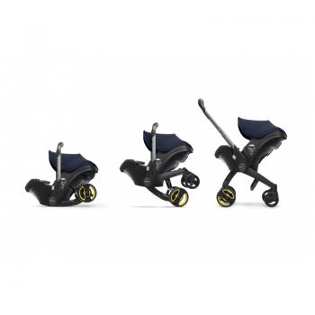 Doona Car Seat Stroller Group 0+ - Royal Blue 10