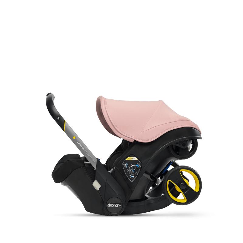 Doona Car Seat Stroller Group 0+ - Blush Pink 10