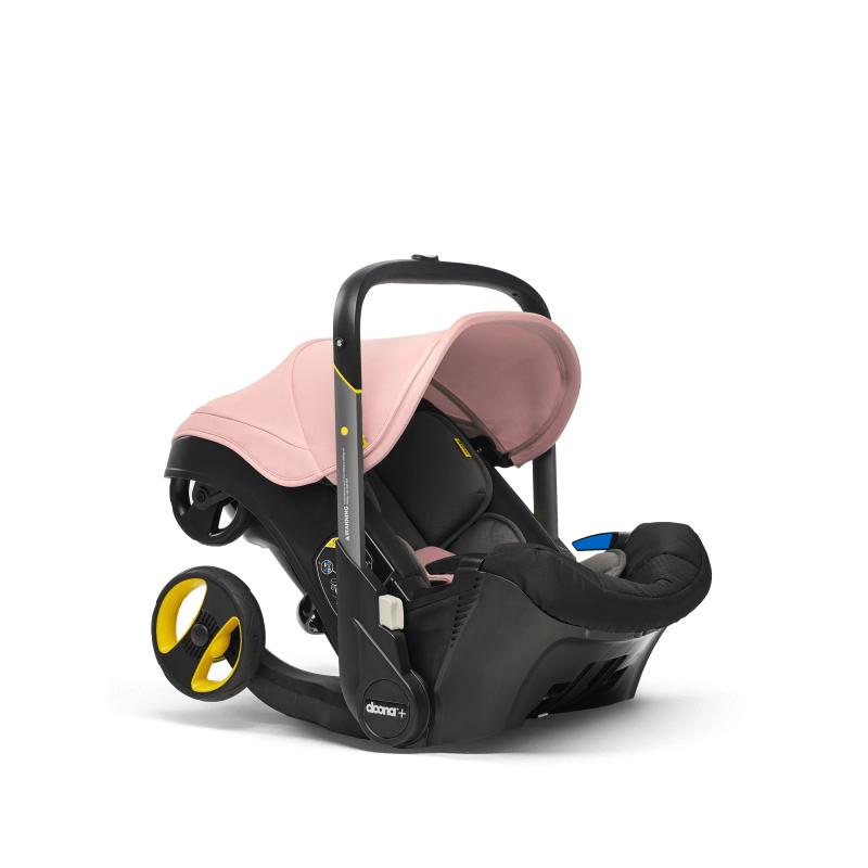 Doona Car Seat Stroller Group 0+ - Blush Pink 8