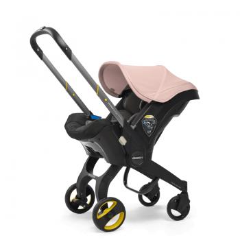 Doona Car Seat Stroller Group 0+ - Blush Pink 7