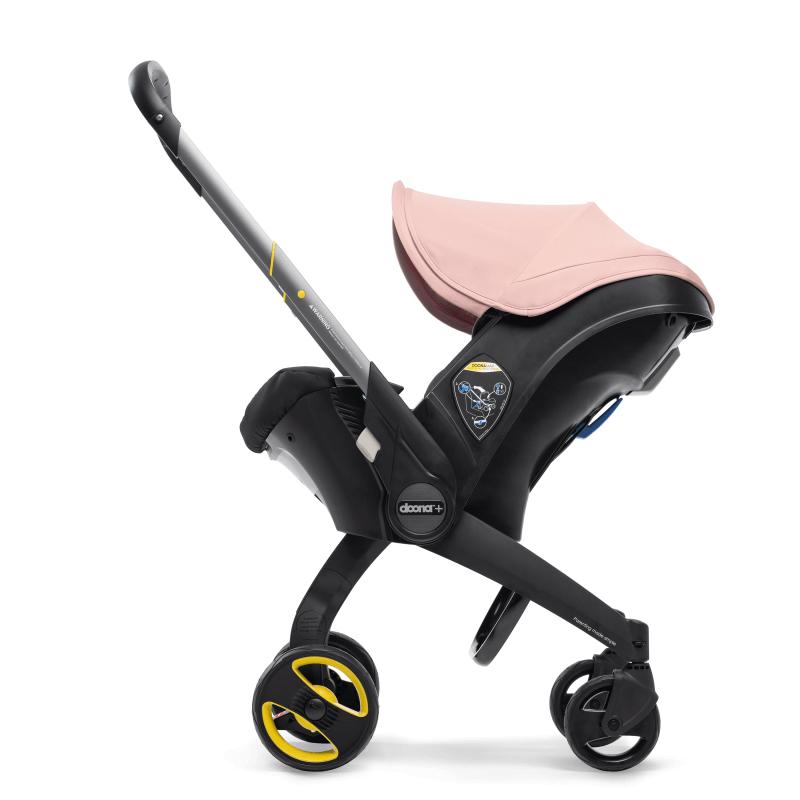 Doona Car Seat Stroller Group 0+ - Blush Pink 6