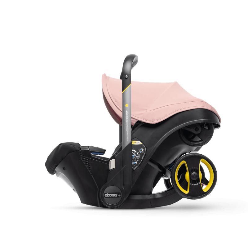 Doona Car Seat Stroller Group 0+ - Blush Pink 5