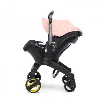 Doona Car Seat Stroller Group 0+ - Blush Pink 4