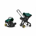 Doona Car Seat Pram 0+ Car Seat Mode or Converts to Stroller - Racing Green