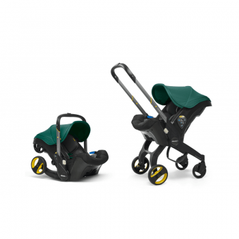 Doona Car Seat Stroller Group 0+ - Racing Green