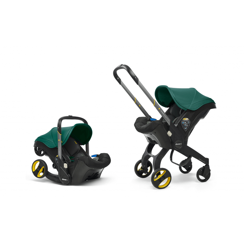 Doona Car Seat Stroller Group 0+ - Racing Green