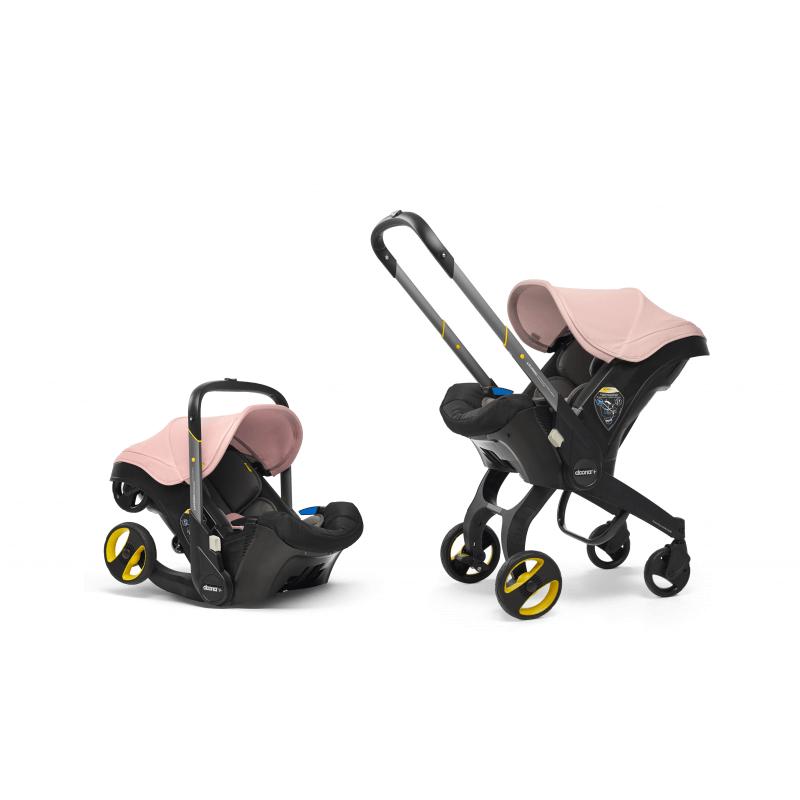 Doona Car Seat Stroller Group 0+ - Blush Pink