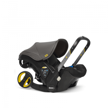 Doona Car Seat Stroller Group 0+ - Urban Grey 9