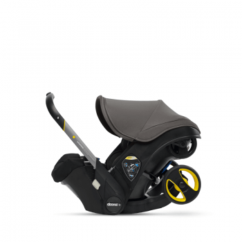 Doona Car Seat Stroller Group 0+ - Urban Grey 8