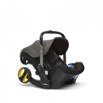Doona Car Seat Stroller Group 0+ - Urban Grey 7