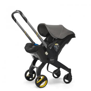 Doona Car Seat Stroller Group 0+ - Urban Grey 6