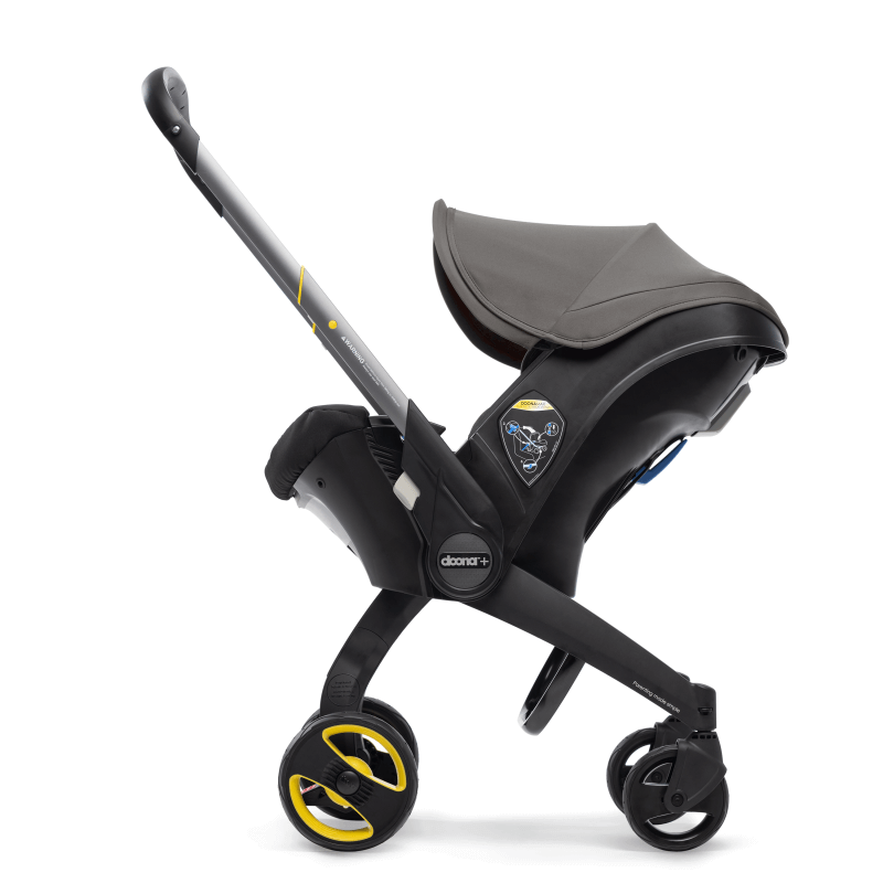 Doona Car Seat Stroller Group 0+ - Urban Grey 5