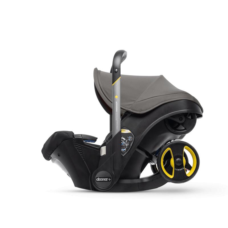 Doona Car Seat Stroller Group 0+ - Urban Grey 3