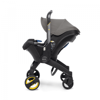 Doona Car Seat Stroller Group 0+ - Urban Grey 2