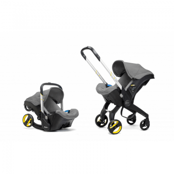 Doona Car Seat Stroller Group 0+ - Urban Grey
