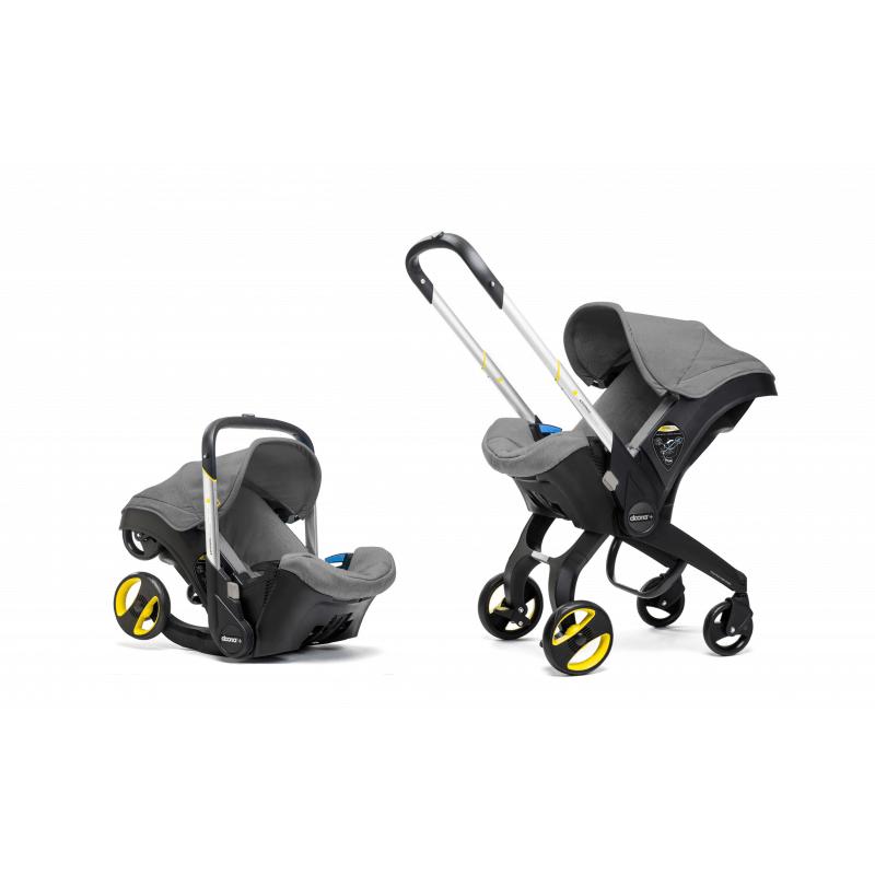 Doona Car Seat Stroller Group 0+ - Urban Grey