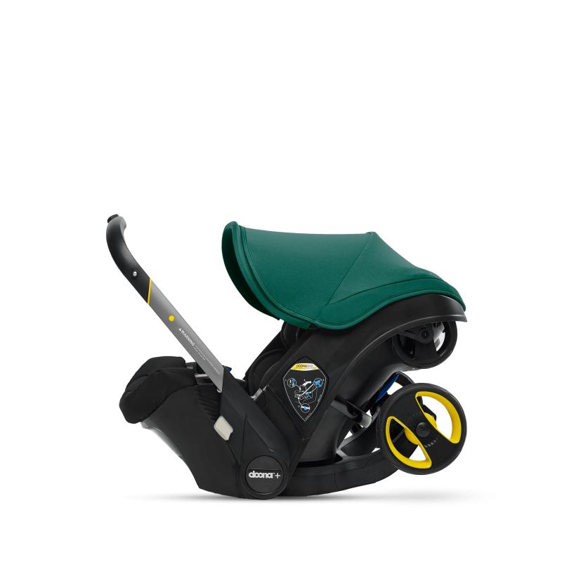 Doona Car Seat Stroller Group 0+ - Racing Green 9