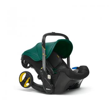 Doona Car Seat Stroller Group 0+ - Racing Green 7