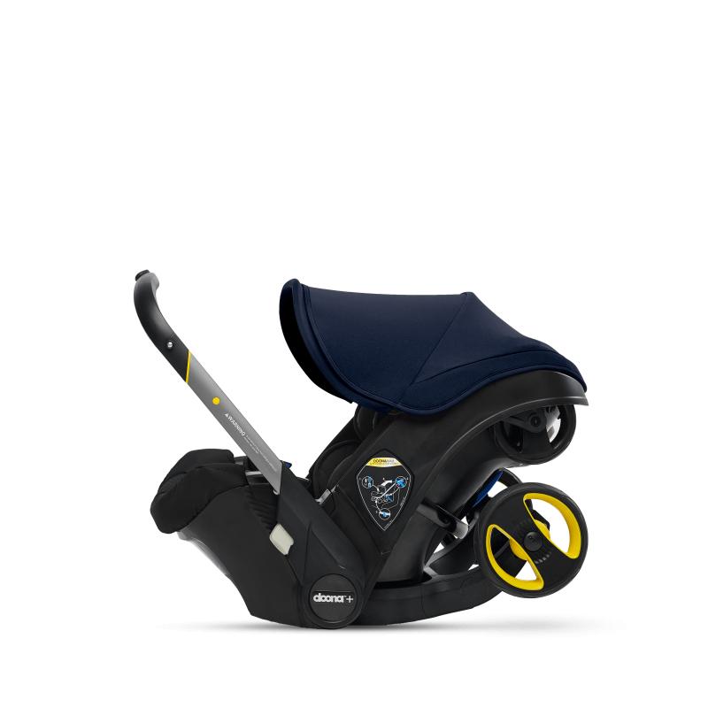 Doona Car Seat Stroller Group 0+ - Royal Blue 9