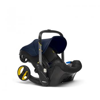 Doona Car Seat Stroller Group 0+ - Royal Blue 7