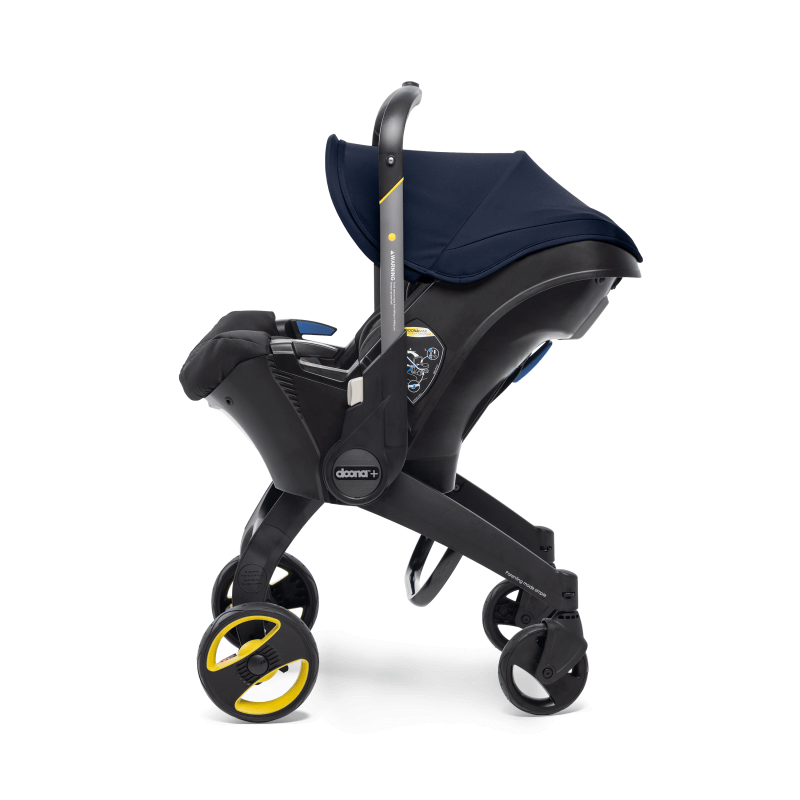 Doona Car Seat Stroller Group 0+ - Royal Blue 6