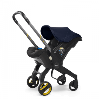 Doona Car Seat Stroller Group 0+ - Royal Blue 5