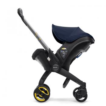 Doona Car Seat Stroller Group 0+ - Royal Blue 4
