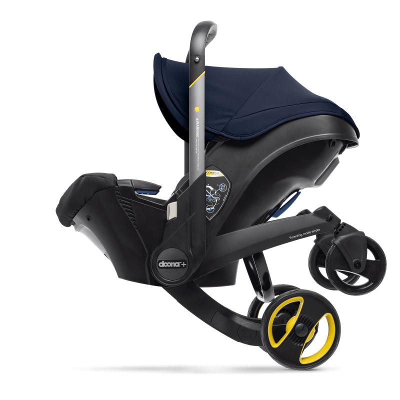 Doona Car Seat Stroller Group 0+ - Royal Blue 2