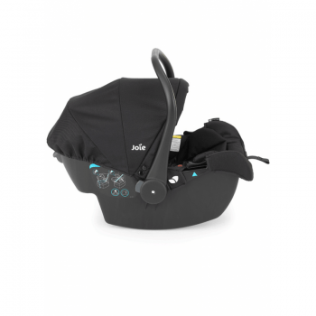 Joie Juva Classic Group 0+ Car Seat - Black Ink 6