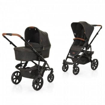 ABC Design Salsa 2 in 1 Pushchair and Carrycot - Piano