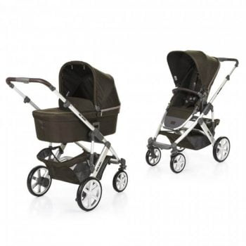 ABC Design Salsa 2 in 1 Pushchair and Carrycot - Leaf